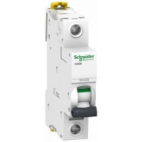 SE Acti 9 iC60N Автоматический выключатель 1P 32A (D)