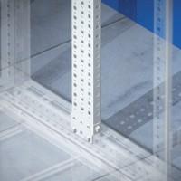 DKC Рейки вертикальные, широкая, для шкафов CQE В=1600мм, (упак=2шт.)