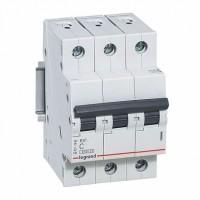 Legrand RX3 Автоматический выключатель 3P 63А (C) 4,5kA