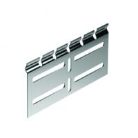 DKC Регулируемый горизонтальный соединитель внешний, H100, цинк-ламельный