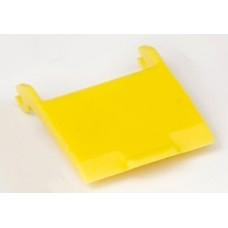 DKC Крышечка на модуль, желтая