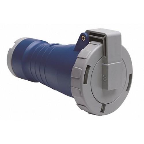 ABB Розетка кабельная 16А, 2P+E, 220V, IP67