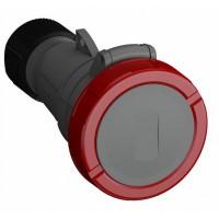 ABB Easy&Safe Розетка кабельная 416EC6W, 16А, 3P+N+E, IP67, 6ч