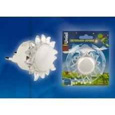 Uniel Светильник-ночник, выключатель на корпусе, блистер