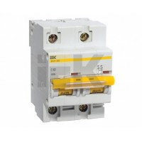 IEK Автоматический выключатель ВА 47-100 2Р 80А 10 кА х-ка С