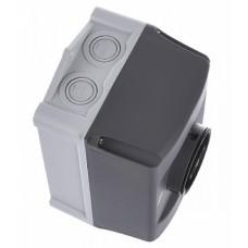 ABB Бокс IB132-G для MS116, MS132, MS132-T, MO132 IP65 с черной ручкой управления