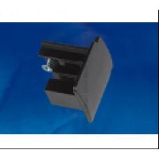 Uniel Заглушка торцевая для шинопровода UFB-C41 BLACK 1 POLYBAG