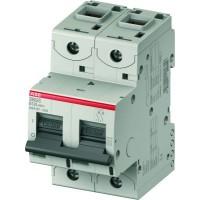ABB S802S Автоматический выключатель 2P 16A (B)