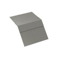 DKC Крышка на угол вертикальный внеш. 45° осн. 50, стеклопластик, стеклопластик
