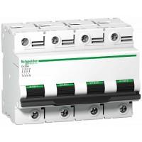 SE Acti 9 C120H Автоматический выключатель 4P 100А (C) 15кА