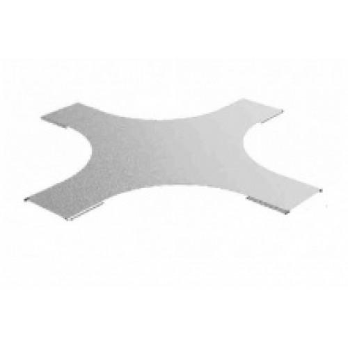OSTEC Крышка к Крестообразному разветвителю для лестничного лотка НЛО 400