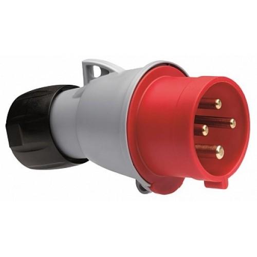 ABB Вилка кабельная ICAT 32A, 3P+E, IP44