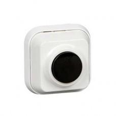 SE Wessen наруж Выключатель кнопочный с монтажной пластиной