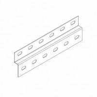 OSTEC Профиль монтажный Z-образный 20х90х3000 (1,5 мм)