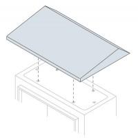 ABB SR2 Крыша антидождевая для шкафов SR 600х300мм ШхГ
