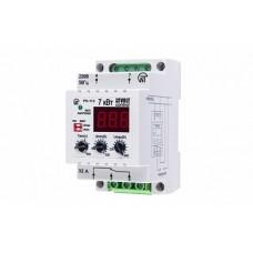 Новатек Реле контроля 1-фаз. напряжения РН-113 (3мод.), 32А АС1