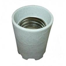 TDM Патрон керамический E40 (контакты медь, гильза медь)