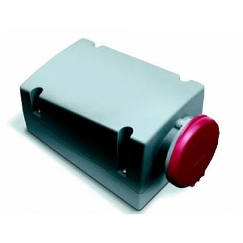 ABB RL Розетка для монтажа на поверхность с подключением шлейфа 416RL9, 16A, 3P+N+E, IP44, 9ч