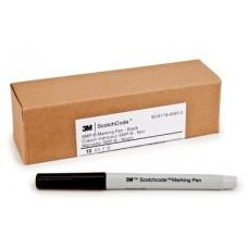 3M SMP-B Фломастер маркировочный черный, SMP-B