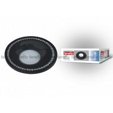 Uniel Fametto Vernissage Светильник LED круг GU5.3 IP20 черный