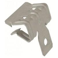 DKC Крепеж для троса к швеллеру 3-8мм гориз.монт.