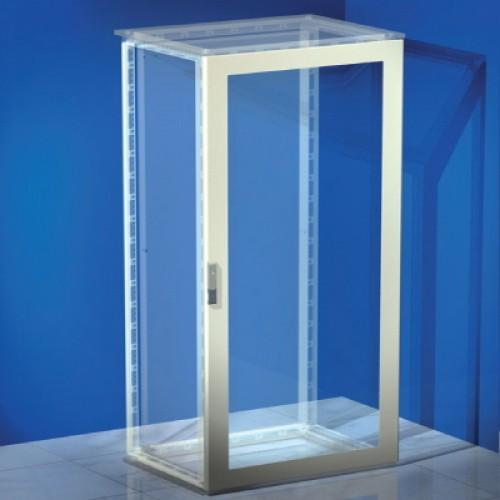DKC Дверь с ударопрочным стеклом, для шкафов CQE 2000 x 600мм