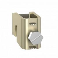 SE Клеммы для плоских шин 5мм,1P, 400А, под кабель 16-70 мм