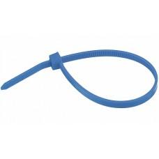 ABB Стяжка кабельная, стандартная, полиамид 6.6, голубая, TY100-18-6 (1000шт)