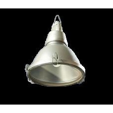 АСТЗ Светильник РСП05-125-032 б/а IP54, алюм. отраж. без отверст., +стекло, без ПРА