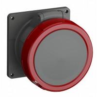 ABB Easy&Safe Розетка с прямым фланцем 232ERU9W,32A,2P+E,IP67,9ч
