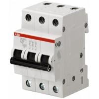 ABB SH203L Автоматический выключатель 3P 6A (B)