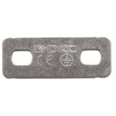 DKC Пластина никелированная PTCE для заземления