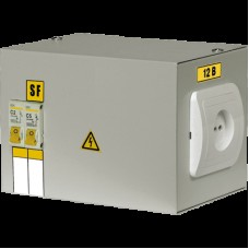 IEK Ящик с понижающим трансформатором ЯТП-0,25 220/24-2 36 УХЛ4 IP30