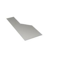 DKC Крышка на Переходник левосторонний 500/400, стеклопластик