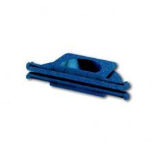 ABB ocean Ввод для кабеля, стыковочный элемент, IP44, сине-зелёный