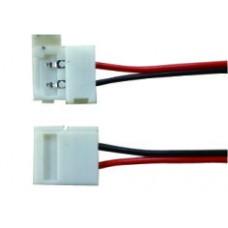 Varton Разъем для подключения к источнику питания LED ленты 9,6W/m IP20 8 мм