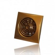 S&P SILENT Вентилятор Золото 95 куб.м/ч, 8 Вт, 100 мм, малошумный