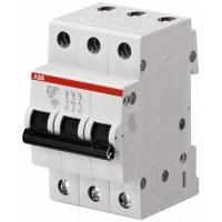 ABB SH203 Автоматический выключатель 3P 20А (B)