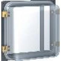SE Compact Кожух NS/NT для рамки дверцы, прозрачный, IP54