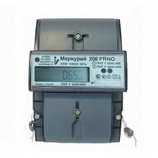 Меркурий 206 PRNO 5-60А; 230В