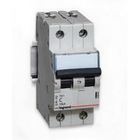 Legrand TX3 Автоматический выключатель 2P 63A (С) 6000/10kA