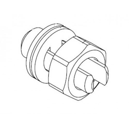 OSTEC Заземляющая шпилька М10 (комплект)
