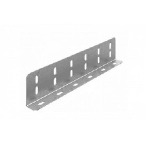 OSTEC Соединитель универсальный для лотка УЛ высотой 80 мм (1 мм)