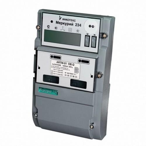 Меркурий Электросчетчик 234 ARTM-02 PB.G 3Ф 5А-100А