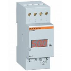 SE Powerlogic Частотомер цифровой 20-100Гц на DIN-рейку