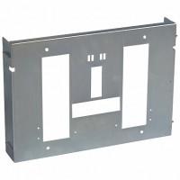 Legrand XL3 Пластина для горизонтального крепления DPX-1600 подключение сзади