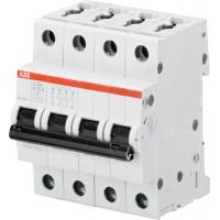 ABB Автомат.выкл-ль 4-полюсной S204M K40
