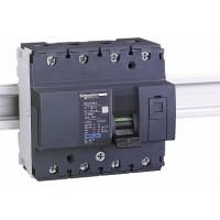 SE Acti 9 NG125H Автоматический выключатель 4P 10A (C)