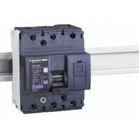 SE Acti 9 NG125N Автоматический выключатель 3P 10A (C) 25kA (4,5мод)