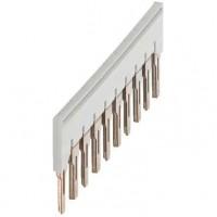 SE Перемычка для клеммиков, 10тчк для 6мм terminal blocks,серый